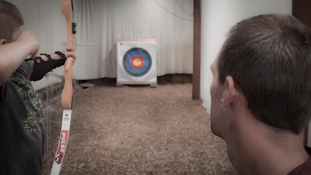 archery shot